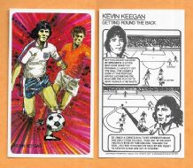 England Kevin Keegan Liverpool Getting Round the Back